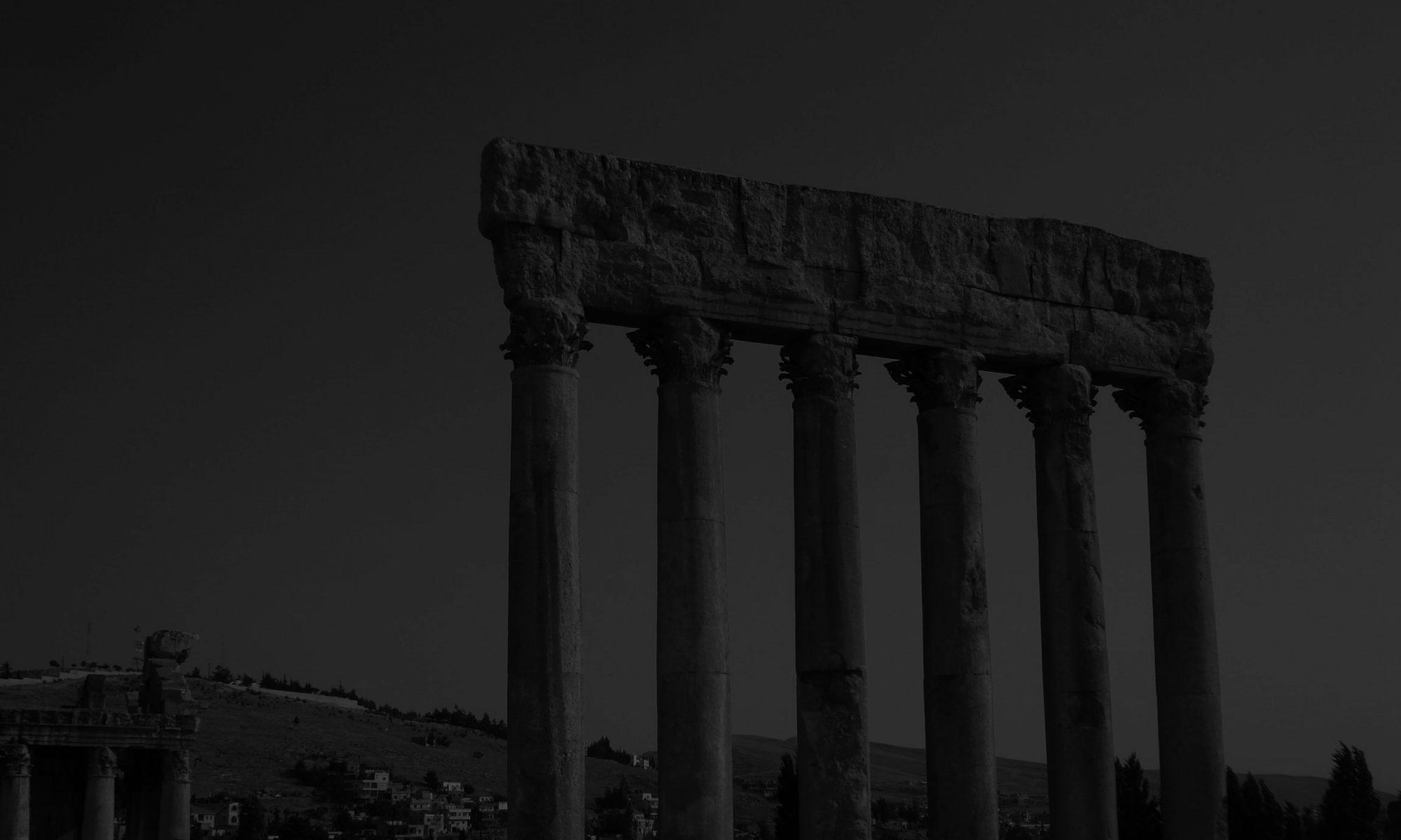 Genealogie des divinités de la mythologie grecques